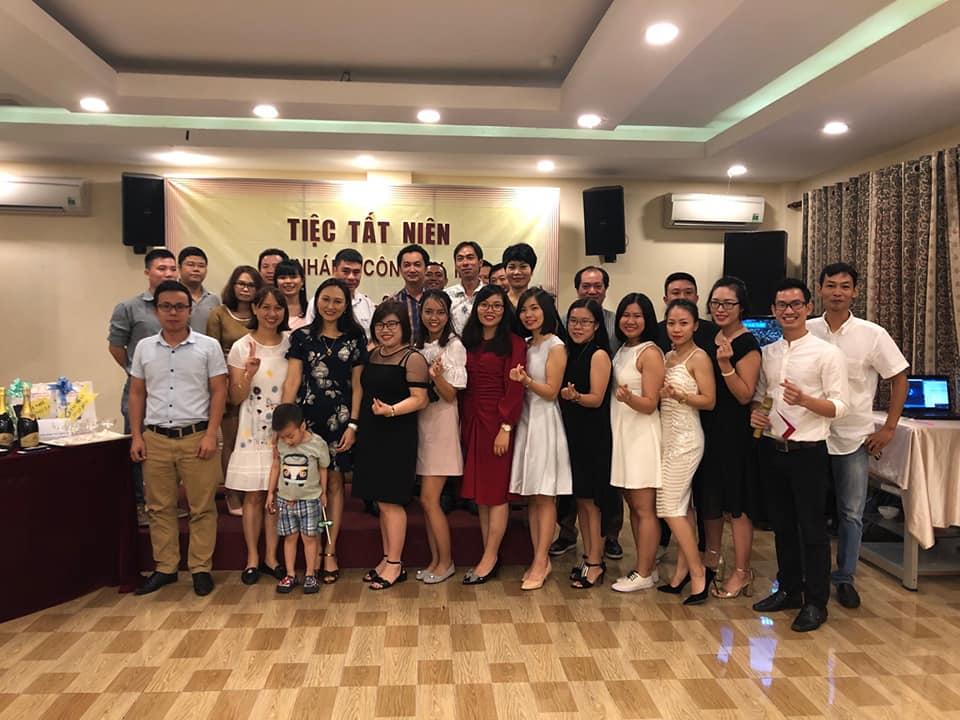 MDI Chi nhánh Hồ Chí Minh tổ chức tiệc cuối năm 2018