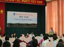 The 2016-2017 Sugar-cane crop manufacture Conference is held to find the solutions and best conditions to implement for the 2016-2017 annual manufacture.