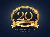 ANNIVERSARY CELEBRATION OF 20 YEARS OF MDI CHEMICAL 15/3/2001 - 15/3/2020